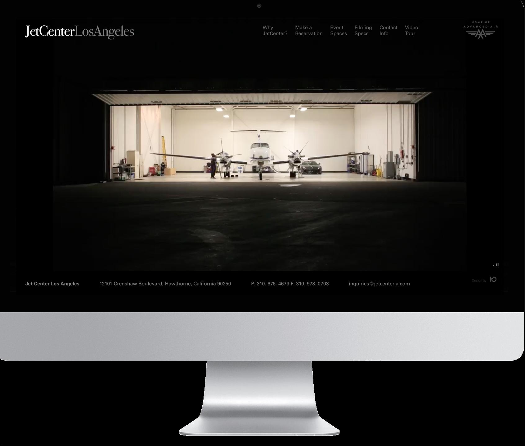 Jet Center Los Angeles